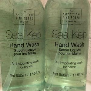 Sea Kelp Hand Wash.